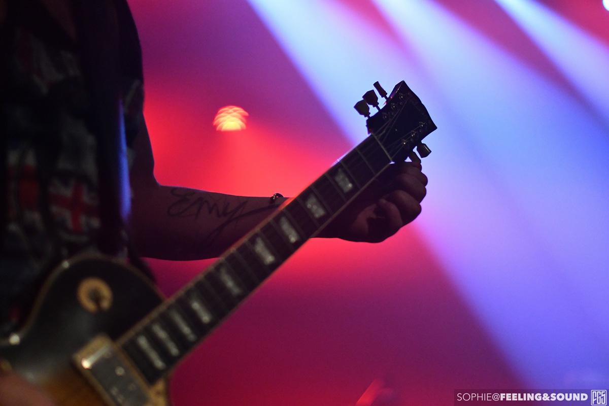 THE DEFIBRILLATORS live Espace Grangette - Thonon