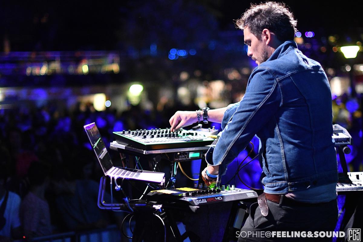 PRESIA live JEUDIS ELECTRO 2017 - Piscine de Thonon